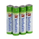 VERBATIM Nabíjecí baterie AAA Premium 4-Pack (49942)