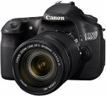"Canon EOS 60D + EF 18-135mm IS / 18 Mpix / CMOS APS-C / 3"" LCD"