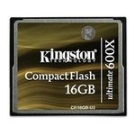 Kingston Compact Flash karta Ultimate 600x 16GB