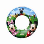 Bestway Mickey Mouse a Minnie nafukovací kruh 56 cm (91004B)