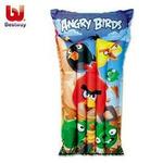 Bestway Angry Birds nafukovací lehátko 119 x 61 cm (96104B)