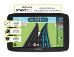 TomTom START 62 Europe LIFETIME mapy / 6 / 8GB / microSD / Evropa (1AA6.002.01)