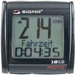 SIGMA BC 18.12 Moto černá (04015)