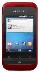 "Alcatel One Touch 903D Cherry Red / 2,8"" / �erven�"