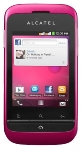 "Alcatel One Touch 903D Fuchsia / 2,8"" / fialov�"