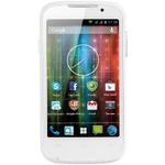 Prestigio MultiPhone 3400 DUO / 4 / 3.2MPx / 512MB RAM / 4GB / 3G / Android 4.2 / Dual SIM / bílý (PAP3400DUOWHITE)