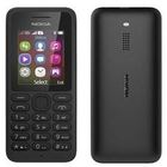 Nokia 130 Dual SIM / CZ distribuce / 1.8 / Černá (A00021157)