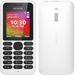 Nokia 130 Dual SIM / CZ distribuce / 1.8 / Bílá (A00021158)