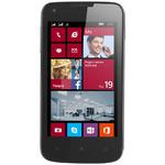 Prestigio MultiPhone 8400 DUO / CZ distribuce / 4 / 8 MPix / Windows Phone 8.1 / Dual SIM / Černý (PSP8400DUO)