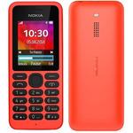 Nokia 130 Dual SIM / CZ distribuce / 1.8 / Červená (A00022156)