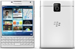 "BlackBerry Passport QWERTY / 4.5"" / 3GB RAM / 32GB / 13Mpix / bílý"