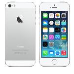 Bazar - Apple iPhone 5S - 16GB / iOS8.1.1CZ / silver / EU (ME433.bazar)