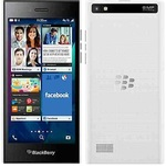 BlackBerry Leap Qwerty white / 5 / Qualcomm MSM 8960 1.5 GHz / 2GB / 16GB / microSD / WiFi / BT / GPS / bíllý / výprodej (PRD-60776-001)