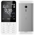 Nokia 230 Dual SIM / CZ distribuce / 2.8 / bílá (A00026951)