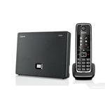 SIEMENS Gigaset C530 IP / bezdrátový IP telefon / černá (GIGASET-C530IP)