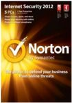 Norton Internet Security 2012 CZ / 3 u�ivatele / na 24 m�s�c� / elektronick� kl�� / upgraderade