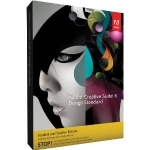 Adobe Design CS6 Standard CZ Win / Student & Teacher / Licence EDU