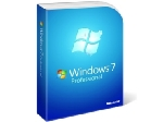 Windows 7 Professional / 64-bit anglická lokalizace / licence OEM / médium DVD / SP1 (FQC-08289)