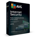 AVG Internet Security Home edition / 1 licence / 2 roky / SN Email (ISCDN24EXXS001)