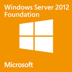 DELL MS Windows Server 2012 Foundation R2 DOEM 15CAL - JEN K DELL (638-BBBI)