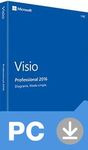 Microsoft Visio Professional 2016 (Nekompatibilní s Office 2013) / Elektronická licence / 1 PC / Click-to-Run / Win (D87-07114)