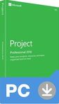 Microsoft Project Professional 2016 (Nekompatibilní s Office 2013) / Elektronická licence / 1 PC / Click-to-Run / Win (H30-05445)