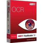 ABBYY FineReader 12 Professional / Nová licence / BOX / SK (599210)