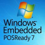 Microsoft® Windows POSReady 7 / 32-bit / EN / pre-installed (S5C-00065 pre-installed)