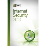 AVG Internet Security 2013 1PC/1R / el.licence / PROMO pro produkty Asus