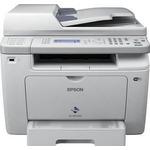 Epson WorkForce AL-MX200DWF / LED tiskárna / skener / kopírka / fax / A4 / paměť 256MB / duplex / USB + LAN / Wifi (C11CC73031)