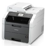 Brother MFC-9140CDN / laserová / barevná / tiskárna / skener / kopírka / fax / 192MB / duplex / USB 2.0 + LAN (MFC9140CDNYJ1)