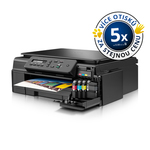 Brother DCP-J100 / Multifunkční inkoustová tiskárna / A4 / Kopírka / Skener / USB / Černá (DCPJ100YJ1)