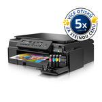 Brother DCP-J105 / Multifunkční inkoustová tiskárna / A4 / Kopírka / Skener / WiFi / USB / Čer