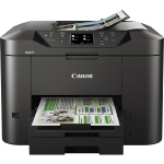 Canon MAXIFY MB2350 / A4 / 600 x 1200 / LCD / Duplex / ADF / Fax / Wi-Fi / USB (9488B009AA)