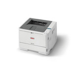 OKI B412dn / ČB LED tiskárna / A4 / 33 stran/min. / 1200 x 1200 dpi / USB 2.0 + RJ45 (45762002)