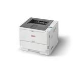 OKI B512dn / ČB LED tiskárna / A4 / 45 stran/min. / 1200 x 1200 dpi / 512MB / Duplex / USB 2.0 + LAN / výprodej (45762022)