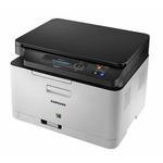 Samsung SL-C480 / A4 / 2400x600 / 18/4 str./min / LCD / 128MB / USB / Bílá (SL-C480/SEE)