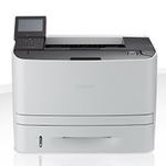 Canon i-SENSYS LBP253X EU SFP / laserová tiskárna / černobílá / A4 / 1200x1200 dpi / USB / LAN / Wi-Fi / Bílá (0281C001AA)