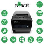 Birch PRP-T3 / pokladní / 83mm / Termotiskárna / 203dpi / RJ-45 / USB / RS232 / řezačka / černá (PRP-T3)