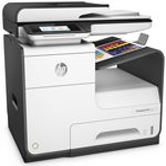 HP PageWide 477dw / multifunkční tiskárna / A4 / 2400x1200dpi / Duplex / USB / WiFI / LAN / bílá (D3Q20B)