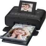Canon CP1200 Selphy BLACK + sada RP-54 / USB / Wi-Fi (0599C013)