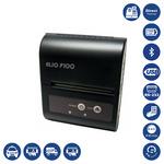 Elio P100 / Mobilní tiskárna / 58mm / 203dpi / BT / USB / RS232 / černá (elio P100)