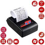 Cashino PTP-II / pokladní termotiskárna / mobilní / 58mm / 203dpi / WiFi / Mini USB / RS232 / černá (PTP-II WIFI)