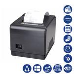 Elio POS tiskárna XP-Q80I USB / Pokladní termo-tiskárna / 80mm / RS-232 / USB / černá (elio XP-Q80I USB)