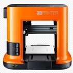 XYZ daVinci Mini W / 3D tiskárna / evropský a britský napájecí kabel (3FM1WXEU01F)
