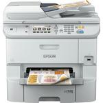 EPSON WorkForce Pro WF-6590D2TWFC / Multifunkční tiskárna / A4 / skener / fax / LAN / USB 2.0 / Wi-Fi (C11CD49301)