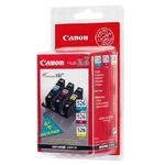 Canon CLI-526 C/M/Y Pack originální cartridge / 3x9 ml / CMY (4541B006)
