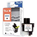 Peach LC-900 alternativní cartridge pro Brother / DCP-110C, DCP-115C / 19 ml / Černá (312185)