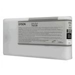 Epson T6538 originální cartridge / Stylus Pro 4900 / 200 ml / Matná černá (C13T653800)