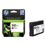 HP CN047AE Ink Cart No.951XL pro OJ 8100, 251dw, 276dw,17ml, Magenta (CN047AE)